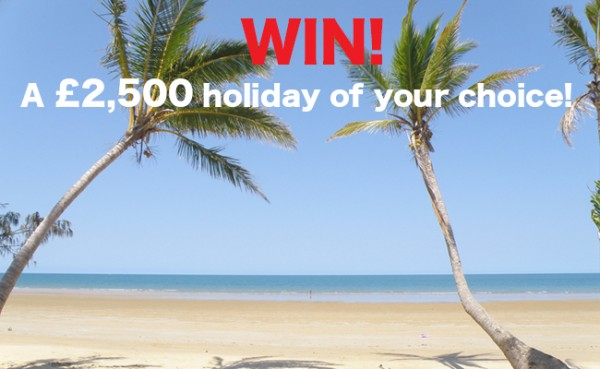Have You Entered Our Facebook Prize Draw Yet?