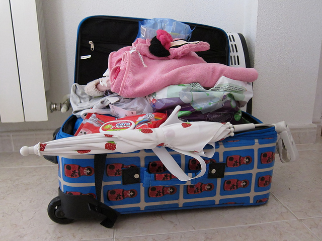 Suitcase by Keith Williamson on Flickr