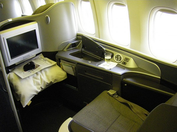 Travel News: How Do You Get Upgraded to First Class?