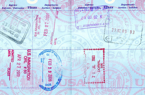 passport via tiffini