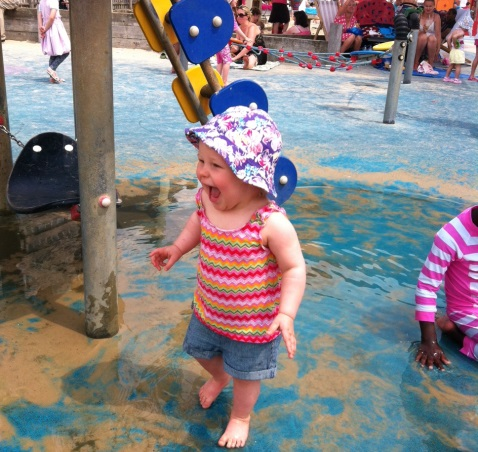 Beach and poolwear for kids