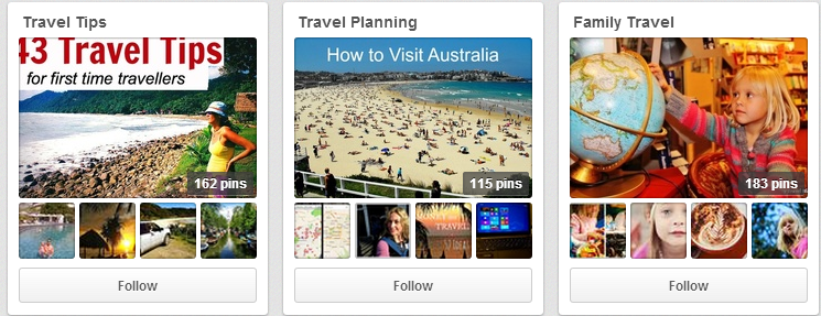 caz and craig y travel pinterest