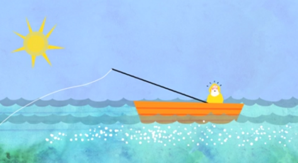 A Fisherman's Tale: A Short Animation by Holiday Discount Centre