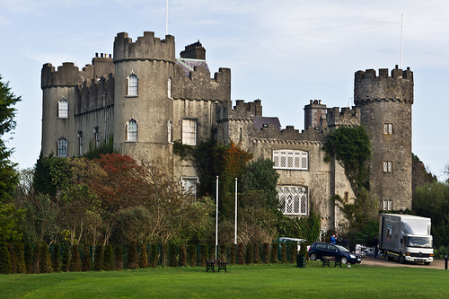 Malahide Castle by Informatique