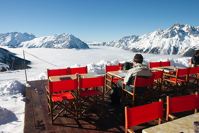 alpe dhuez by mike warren