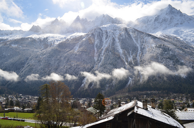 chamonix by eguidetravel