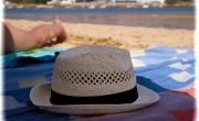 Travel Wardrobe Challenge: 5 More Uses For a Sun Hat