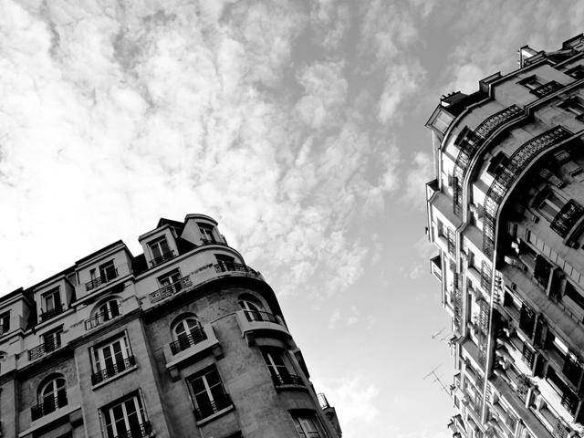 11 - paris architecture via flickr by geezaweezer