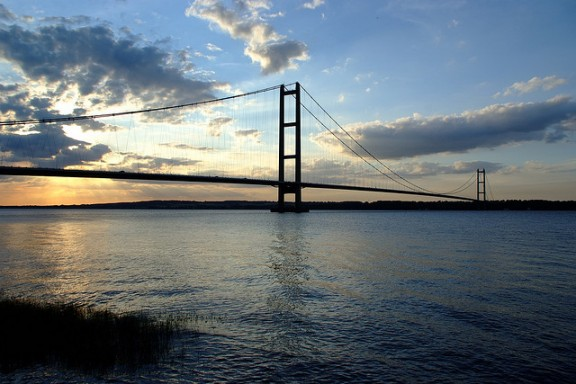 Humber Bridge by David Wright via Flickr