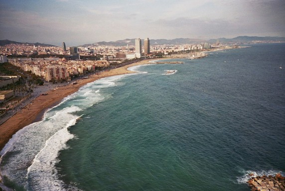 barcelona via flickr by AlejandraPT