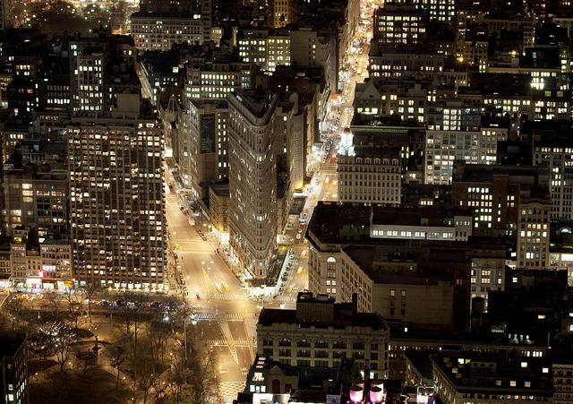 new york nightlife via flickr by enricod