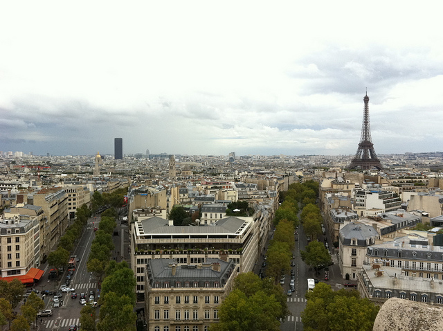 paris via flickr by daveonflickr