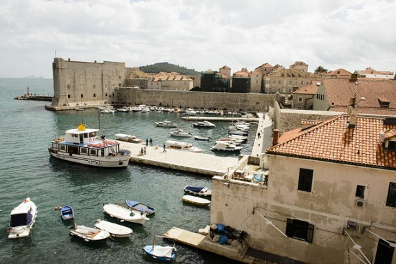 Harbour in Dubrovnik by Son of Groucho via Flickr