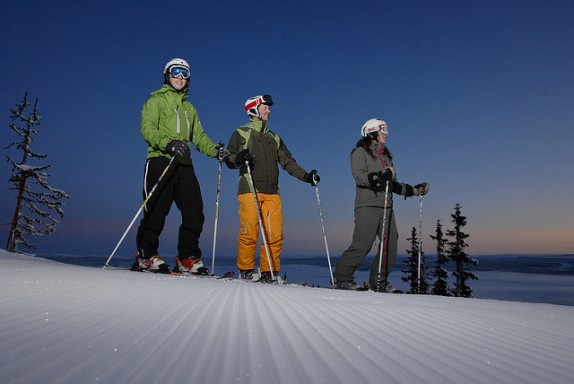 skiiers via flickr by skistar trysil