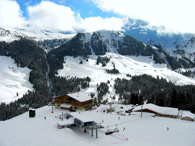 Cheapest ski resorts Ellmau Austria
