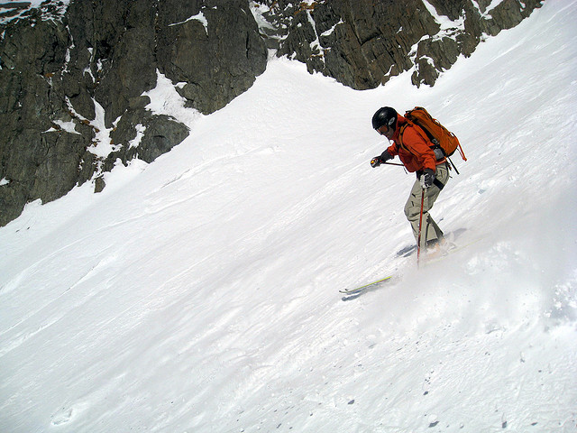 skiier via flickr by kentgoldman