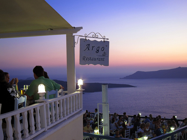 Greece via flickr by ilkerender