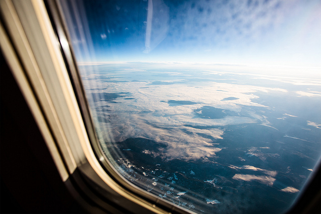 Window Seat View by angeloangelo via Flickr