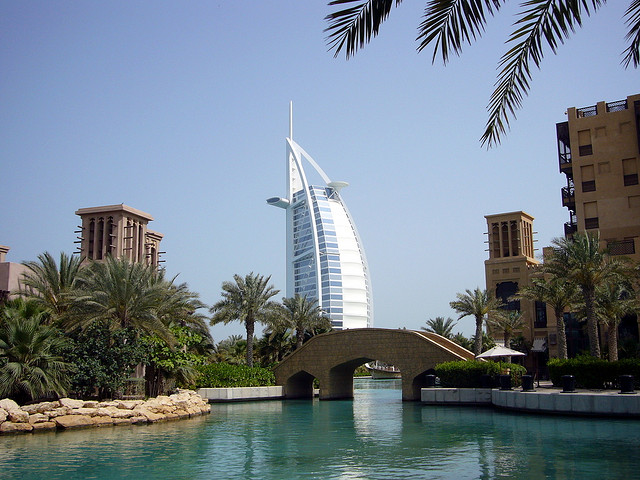 dubai via flickr by theodore scott