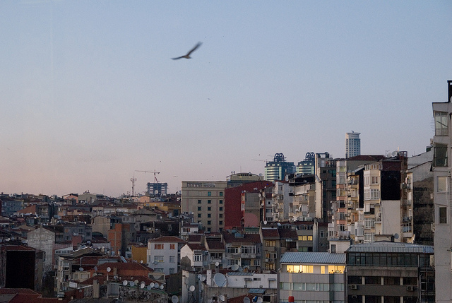 istanbul via flickr by greenwich photography