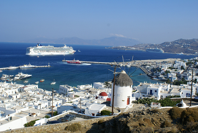 mykonos via flickr by l. richard martin, jr.