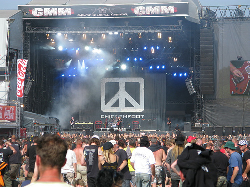 Graspop Metal Meeting via flickr by anneliez