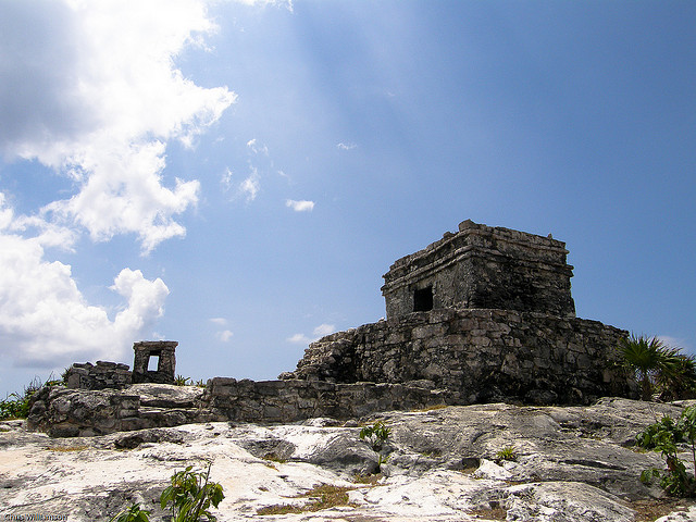 Tulum in Mexico by Chriswsn via Flickr