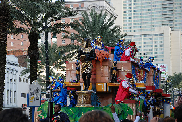 new orleans mardi gras via flickr by doctorwho