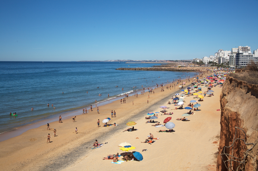 Algarve Beach by Ricardo Liberato via Flickr