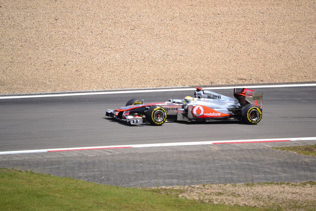 German Grand Prix by Robert McGoldrick via Flickr