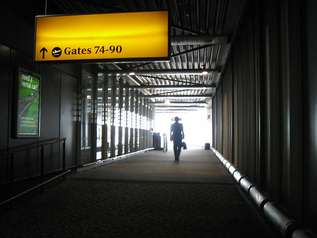 Heathrow Airport by Max Froumentin via Flickr