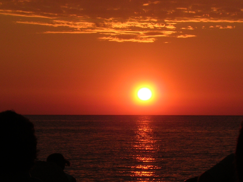 Ibiza Sunset by Laura Marie via Flickr