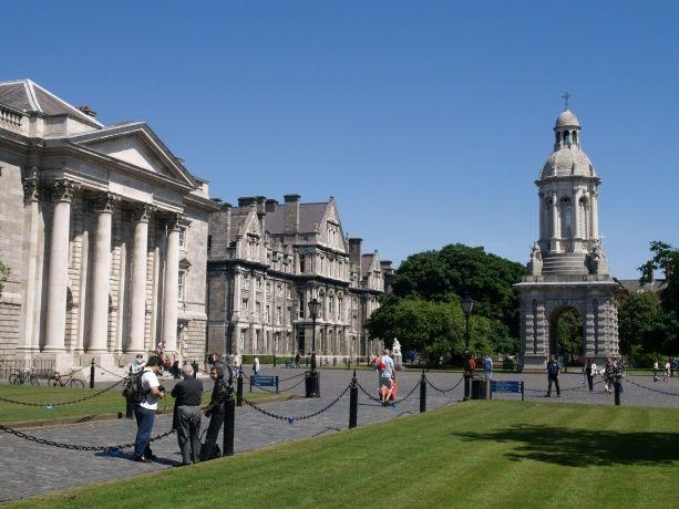 Trinity College Dublin by Budget Places via Flickr