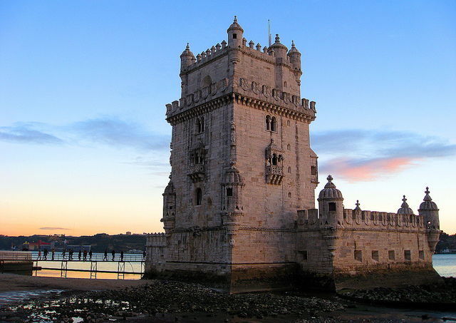 Belem Tower by Jiashiang via Flickr