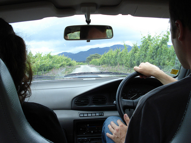 Driving Abroad by Naomi via Flickr