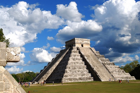 Chichen Itza by Celso Flores via Flickr