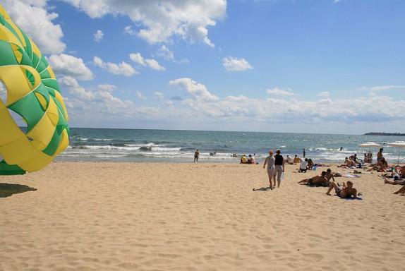 Sunny Beach in Bulgaria by JürgenBOT via Flickr