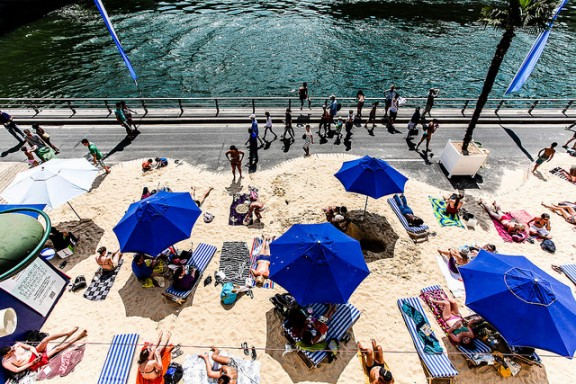 paris plages via flickr by frozenchipmunk