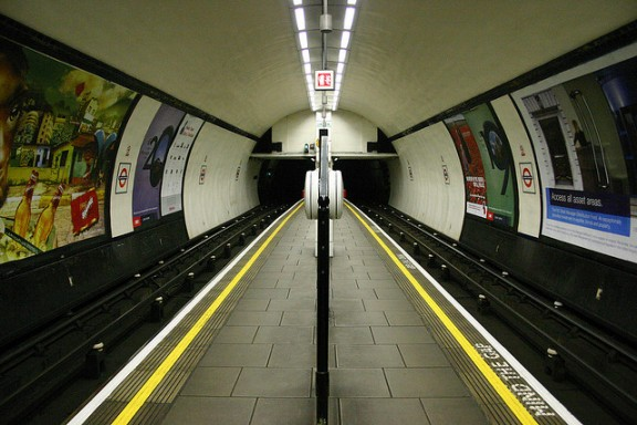 tube via flickr by tompagenet