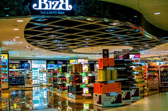 Duty Free by Eric the Fish via Flickr