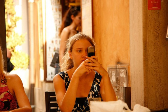 phone via flickr by rayand