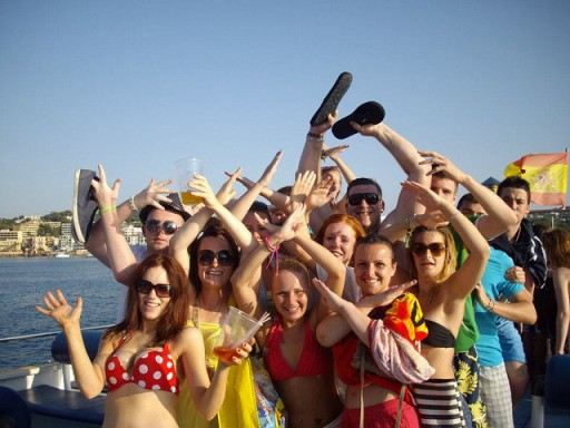 Booze Cruise by Click Mallorca via Flickr