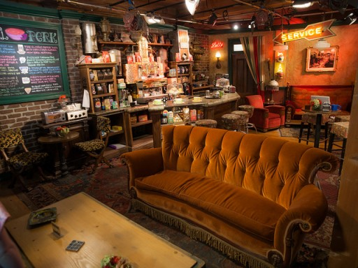 Central Perk by William Warby via Flickr