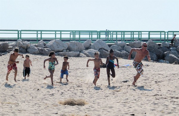 The Big Debate: Family Holidays Versus Adult Only