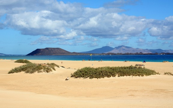 Fuerteventura by Andy Mitchell via Flickr