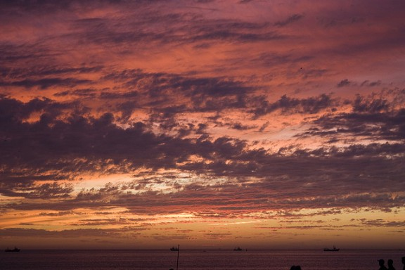 Agadir Sunset by Martin and Kathy Dady via Flickr