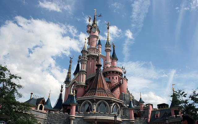 Disney Films and Related Attractions at Disneyland Paris