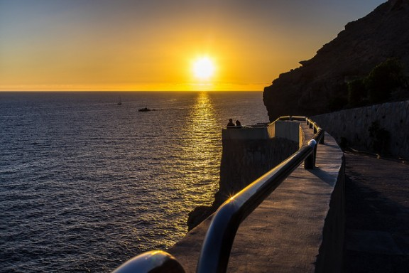 Gran Canaria Sunset by Giuseppe Milo via Flickr