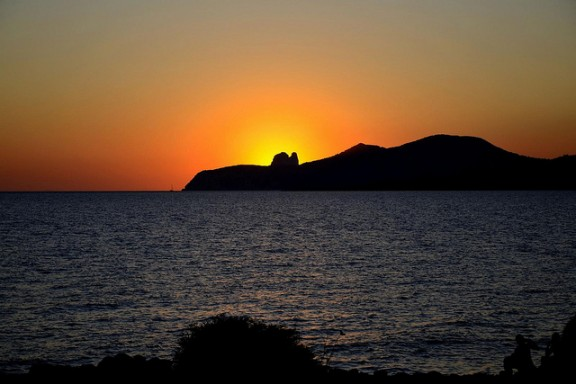 Ibiza Sunset by Vince_Vega via Flickr