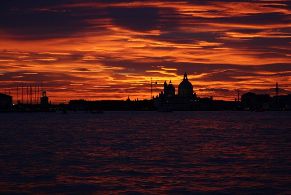 Venice Sunset by Sudharsan.Narayanan via Flickr